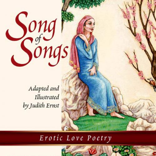 Song Of Songs Erotic Love Poetry Book Cover