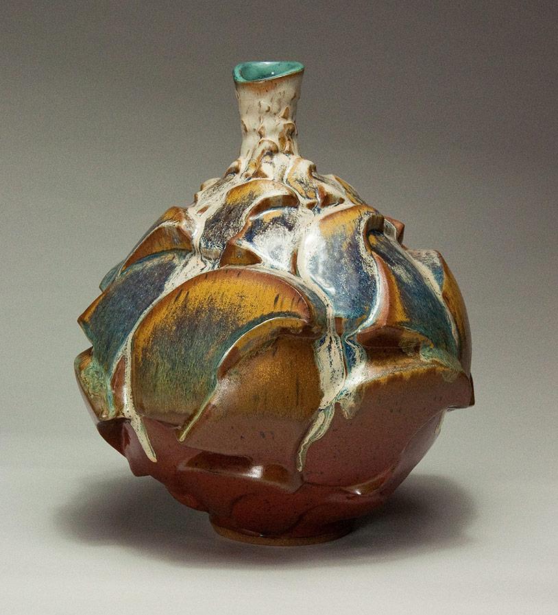 Dervish - Ceramic pot