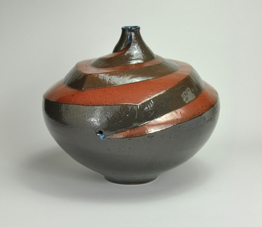 Entrance Exit 2 - Ceramic pot