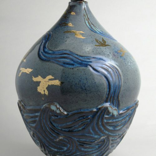 Flying Home 3 - Ceramic Pot