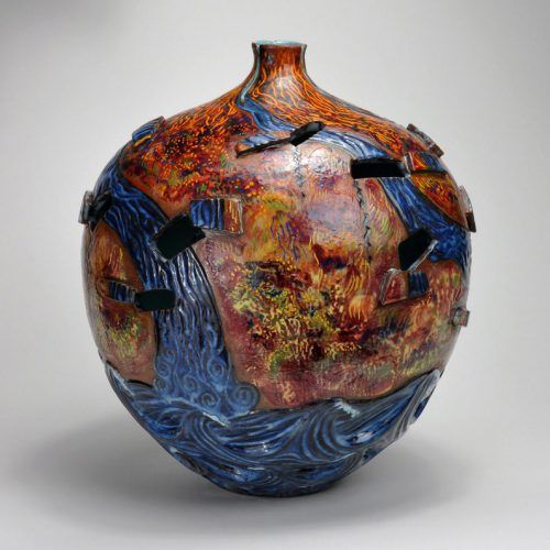 Large Metaphysical Problems - Ceramic Pot