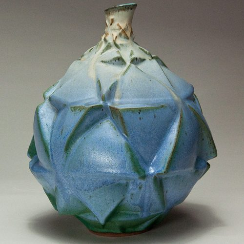 Pinwheels - Ceramic Pot