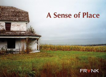 Sense of Place FRANK gallery graphic