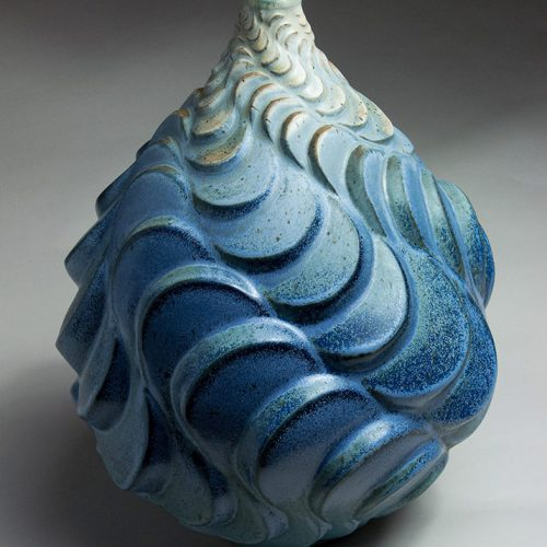 From The Depths - Ceramic Pot