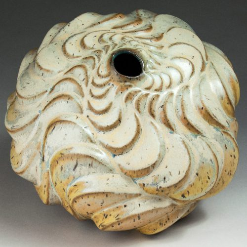 Landslide - Ceramic Pot